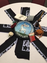 A few of the gifts that have been given to the UWD from all around the world!